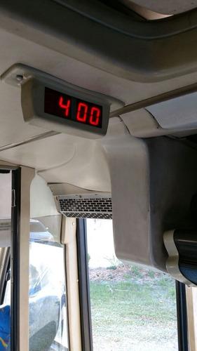 comil piá ano 2005 vw 9.150 25 lugares c/ar jm cod.403