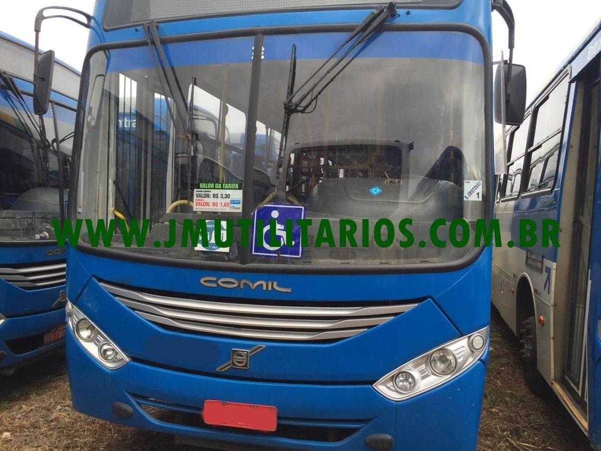 onibus volvo urbano - Ônibus no mercado livre brasil