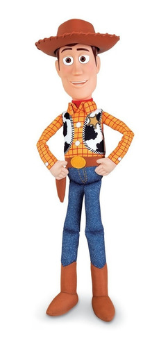 comisario woody - toy story 4 - 64111