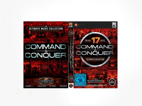 command and conquer the ultimate collection pc - origin key