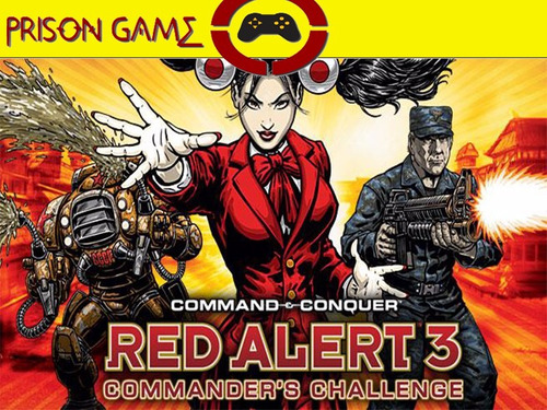 command & conquer red alert 3 commanders challenge¿ | ps3 |
