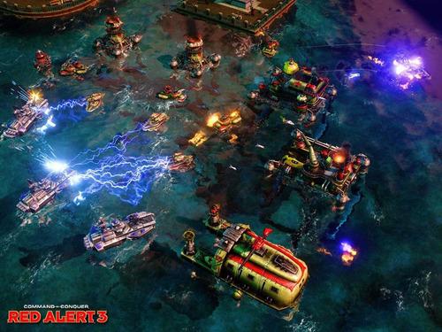 command & conquer red alert 3 juego pc original fisico
