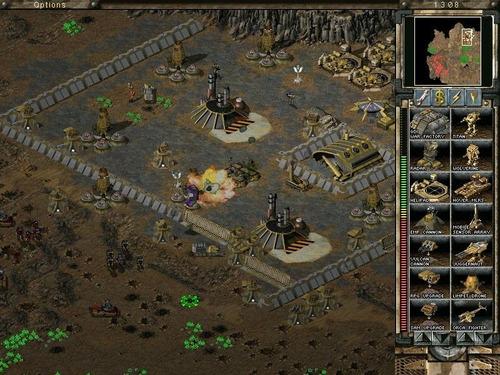 command & conquer tiberian sun gold edition - envio digital
