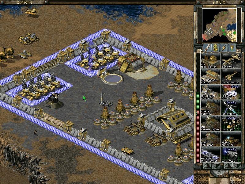 Command & Conquer Tiberian Sun - Original Para Pc - Raro!