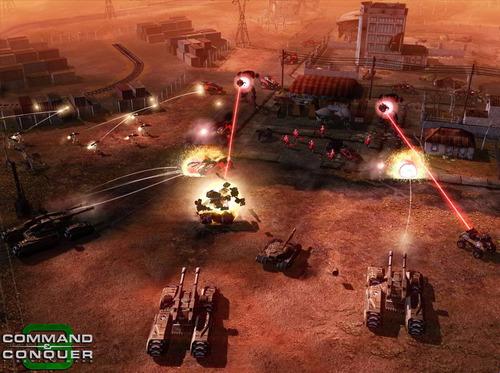 command & conquer tiberianwars clasico juego pc original