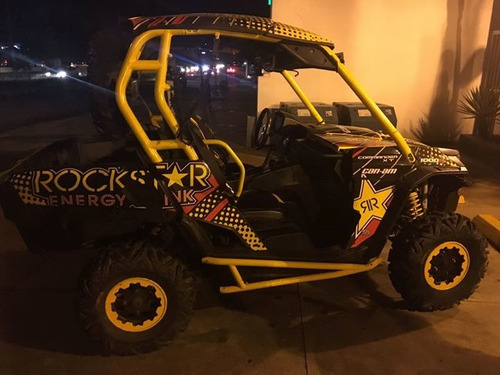 commander 1000 xr rzr, can am