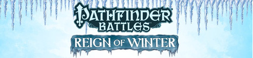 commander pharamol 33 row miniatura pathfinder reign winter
