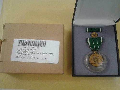 commander's award for civilian service