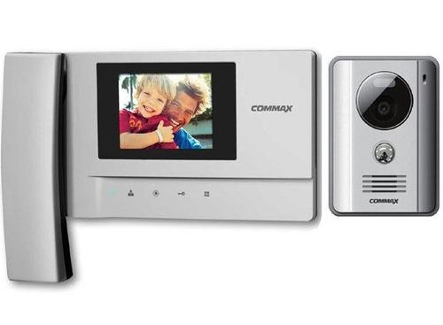 commax acdv35adrc4g - monitor color 3.5 pulgadas & frente ca