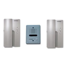 Commax Interfón Con 2 Teléfonos Y 1 Frente De Calle
