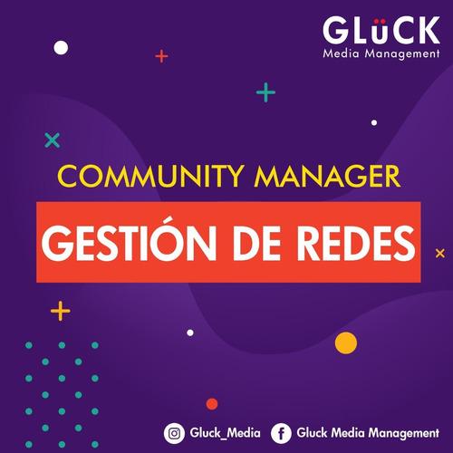 community manager - gestion de redes
