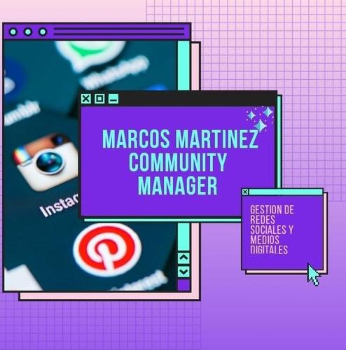 community manager- gestion de redes sociales y publicidad