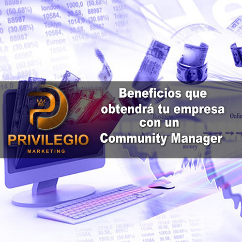 community manager servicio profesional de social media