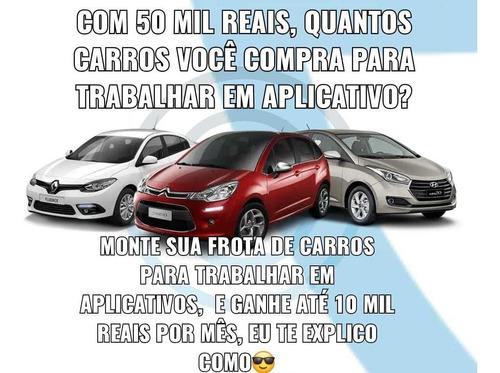 como comprar 10 carros com 50 mil reais.