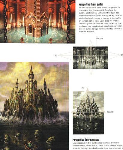 cómo crear arte fantástico para videojuegos - ed. norma