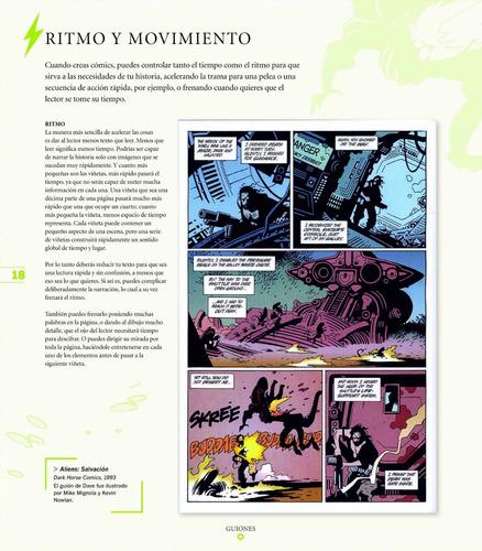 cómo crear cómics dave gibbons