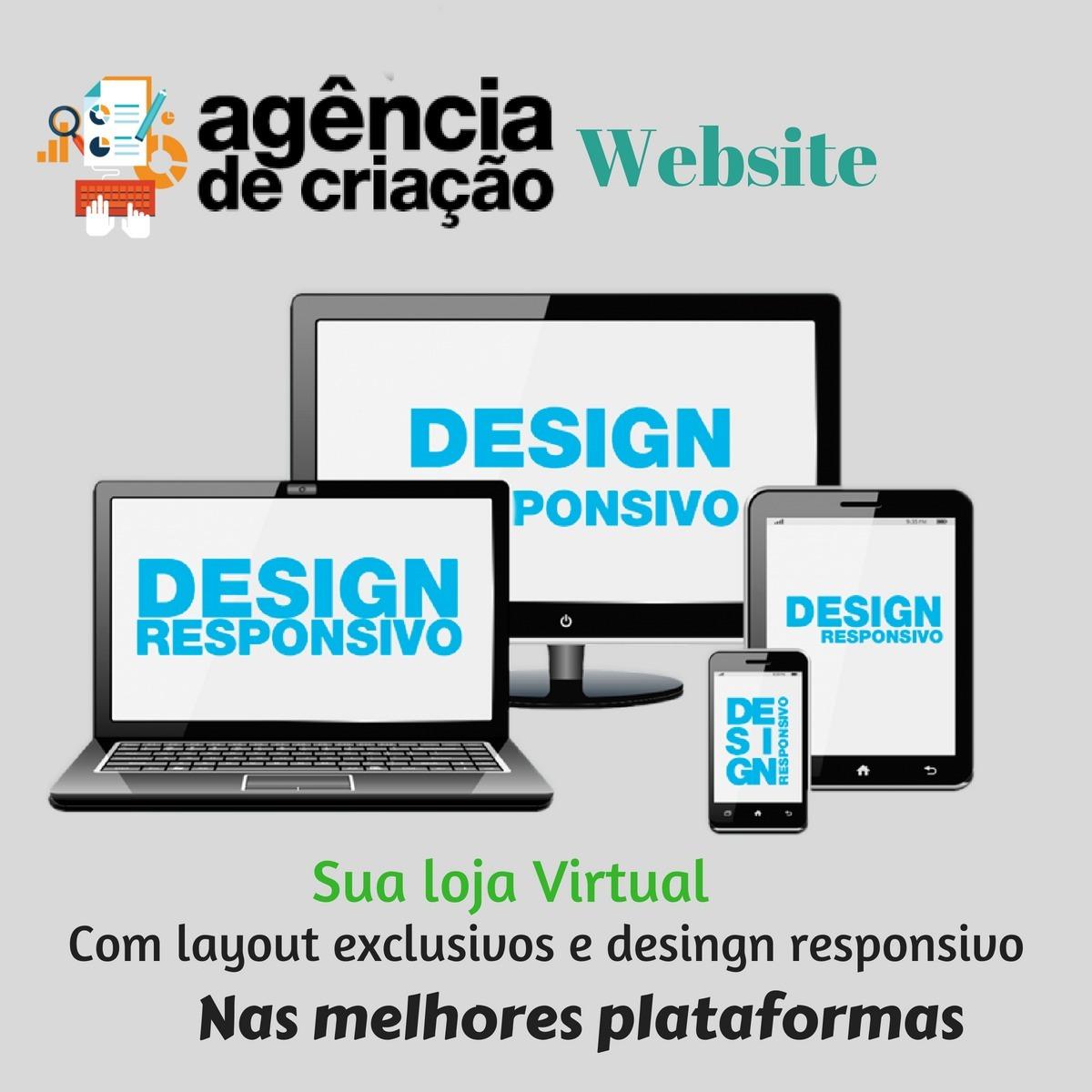 38033a464 como criar uma loja na internet - loja virtual - promoção ! Carregando zoom.