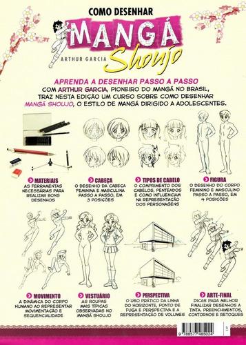 como desenhar mangá shoujo aprenda a desenhar passo a passo