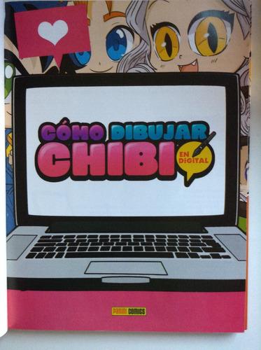 como dibujar chibi: en digital