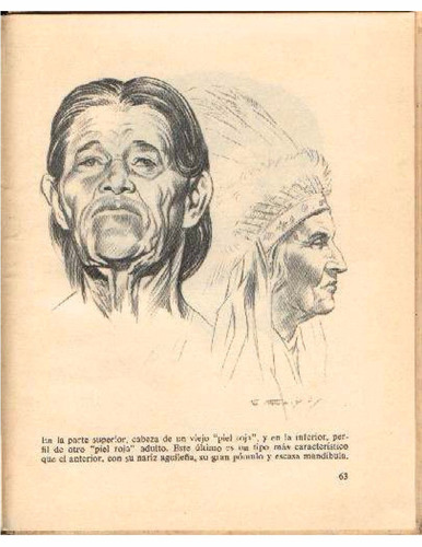 como dibujar el rostro humano