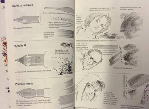 cómo dibujar manga 9: tramas