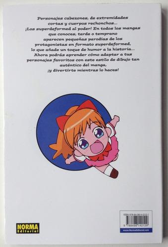 cómo dibujar manga: personajes superdeformed