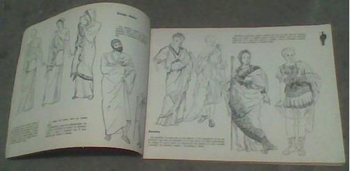 como dibujar trajes de epoca?