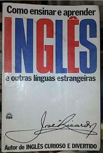 como ensinar inglês e outras línguas estrangeiras