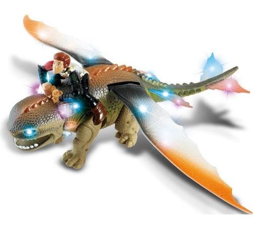 como entrenar a tu dragón furia nocturna chimuelo ref. 3308