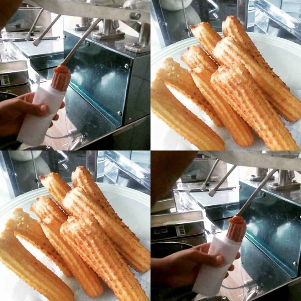 Como Fazer Churros Gourmet No Carrinho Churros Ideal R 48000