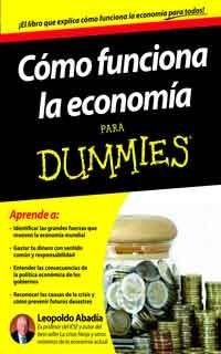 cómo funciona la economía para dummies-ebook-libro-digital