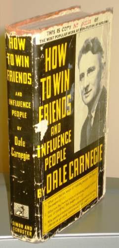 como ganar amigos e influenciar en las personas. d.carnegie