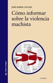 cómo informar sobre la violencia machista(libro ciencias de