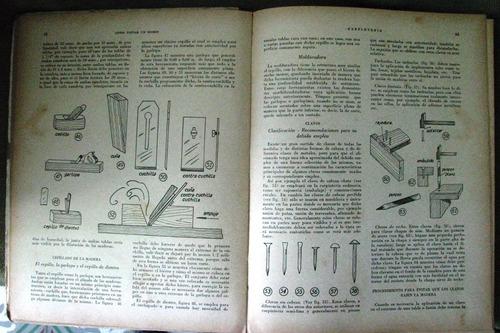 como iniciar un hobby ed. hobby año 1946 formato de 28x22 cm