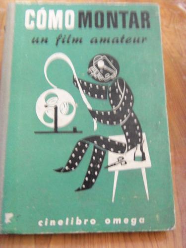 como montar un film amateur