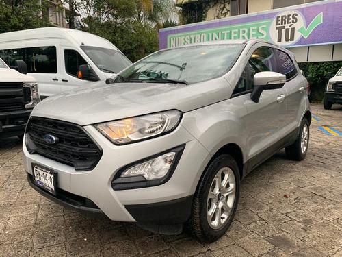 como nueva ford ecosport 2018 standart
