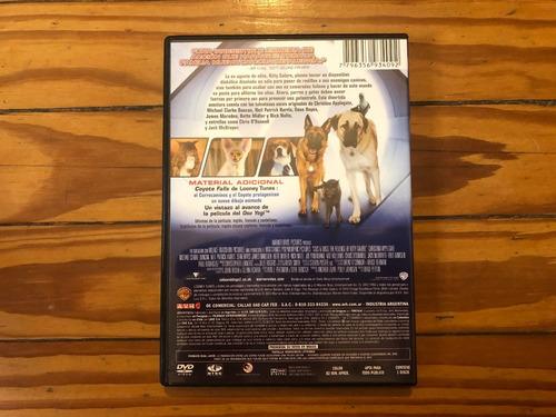 como perros y gatos 2 película dvd original oferta 3x2