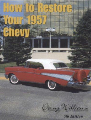 cómo restaurar su 1957 chevy