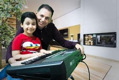 como tocar piano fácil para niños