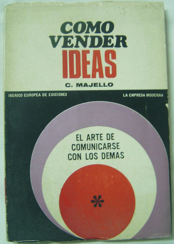 como vender ideas / c. majello