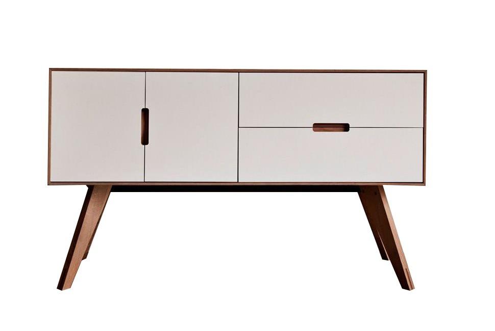 Cómoda 3 Cajones, Color: Blanco/madera , Línea-design - $ 1.332.900 ...