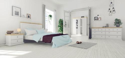 cómoda blanca y café claro-7030549ak