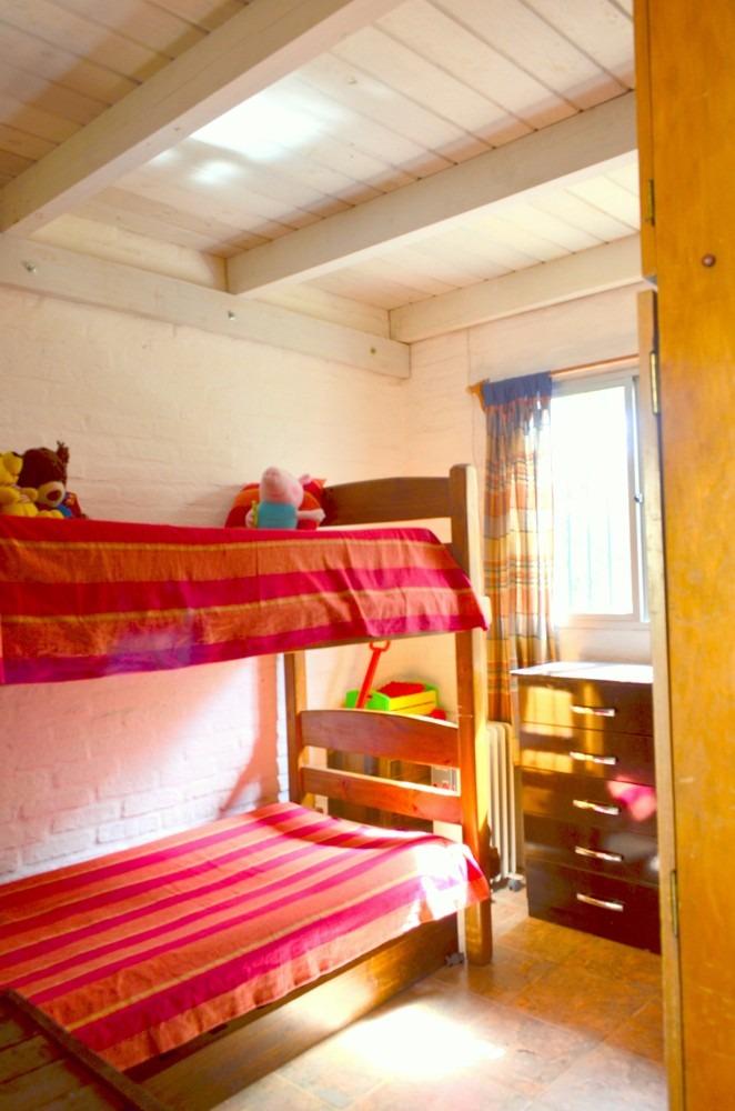 cómoda casa a 2 cuadras del mar