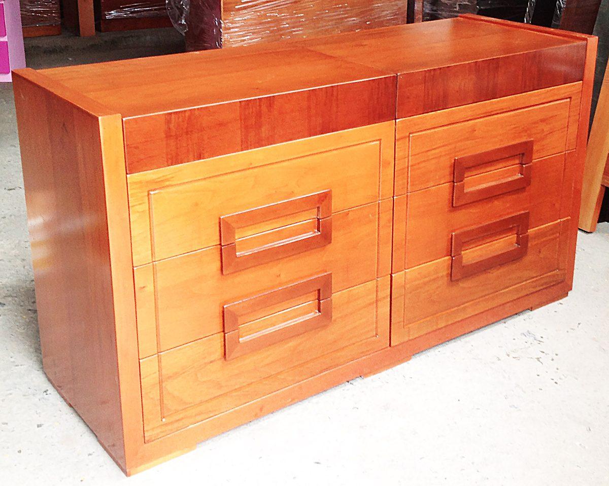 Comoda de madera cedro selecto de pucallpa s for Muebles de madera peru