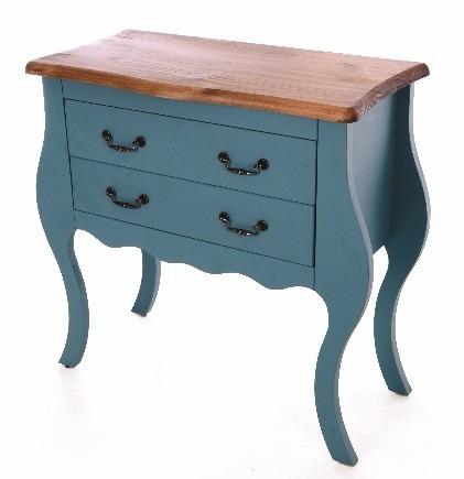 comoda diseño antiguo en madera varios colores