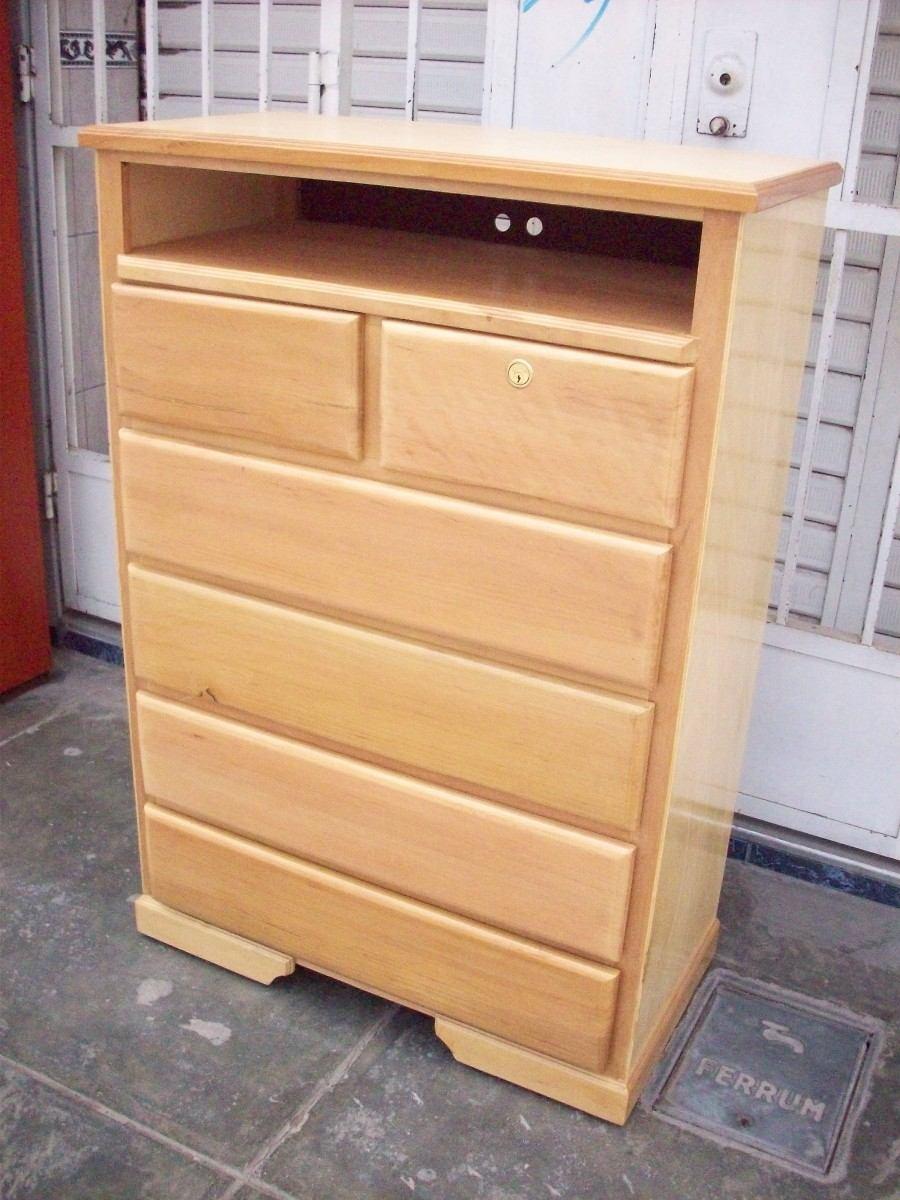 C moda dvd en madera capirona articulo nuevo s 235 00 - Comodas de madera para el dormitorio ...