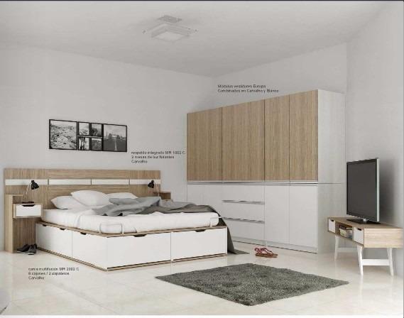 Comoda mueble tv vintage moderno nordico escandinavo retro ...