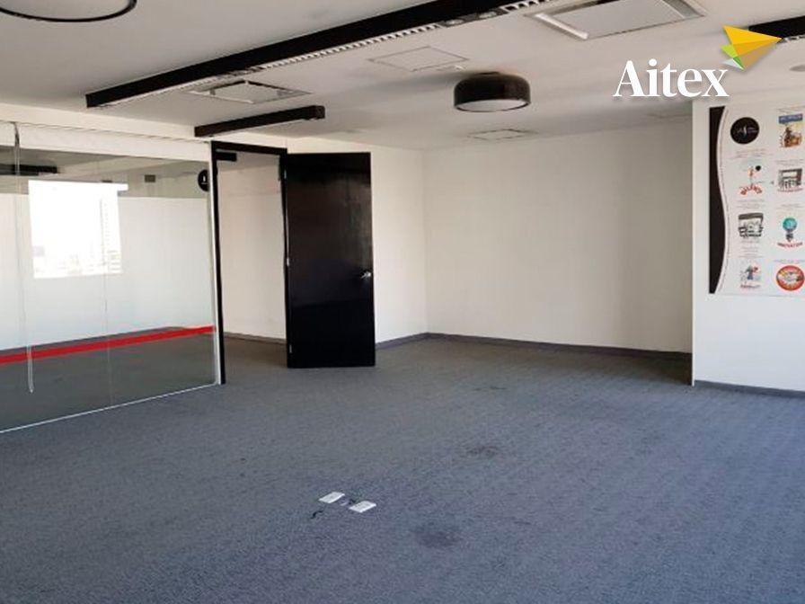 cómoda oficina en renta en anzúres