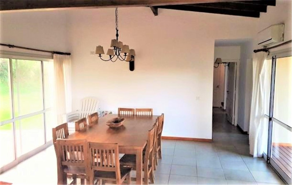cómoda y bella casa en senderos ii -  costa esmeralda