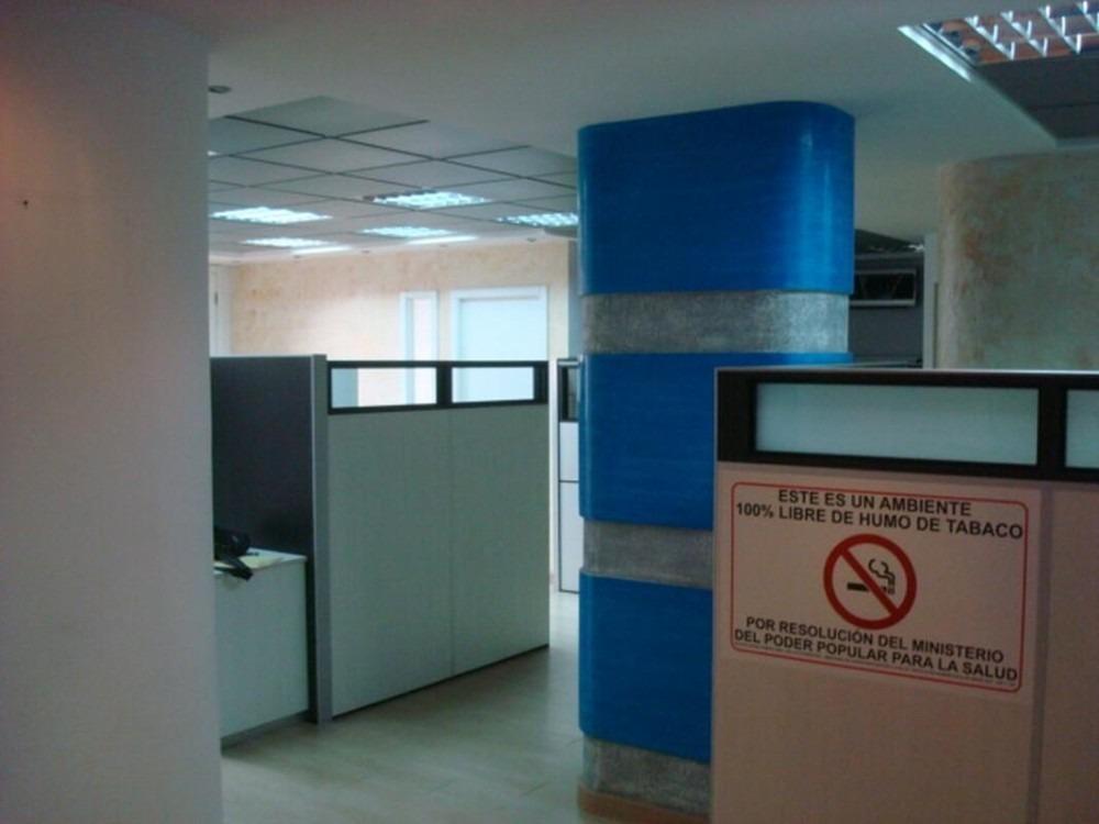 cómoda y moderna oficina en bello monte